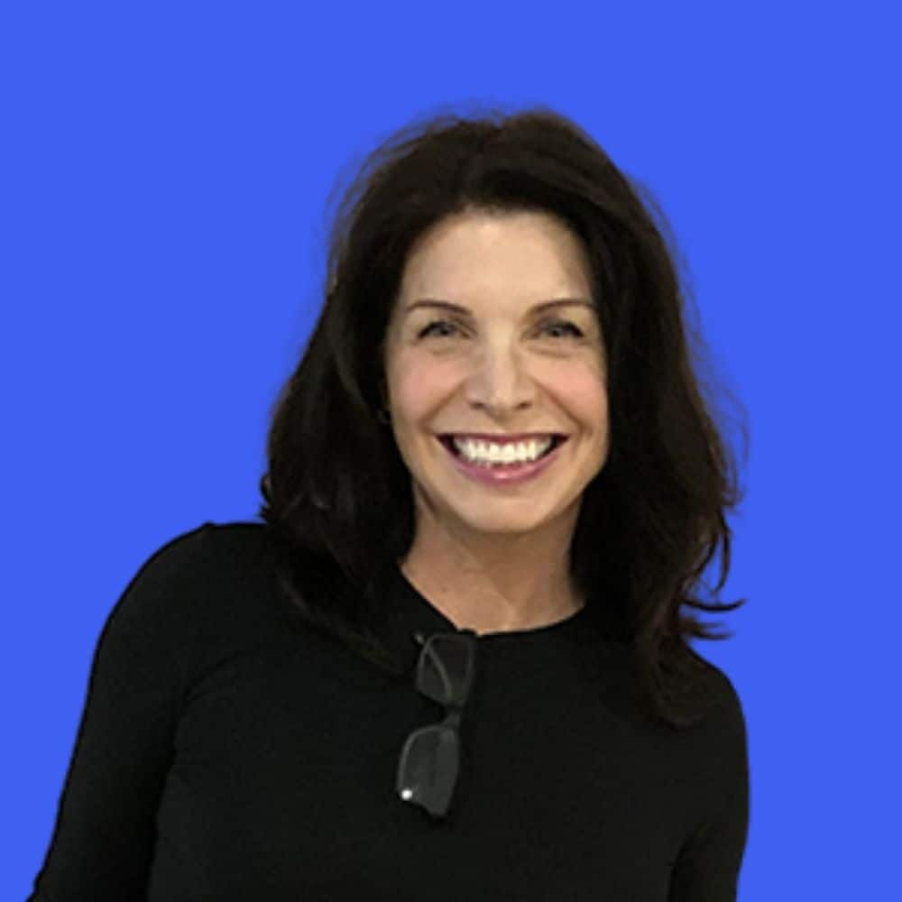 Mary Smith, founder of Ostego, headshot