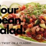 Ostego Four Bean Salad