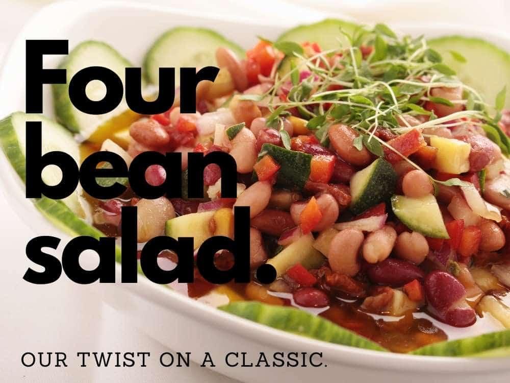 Ostego Four Bean Salad
