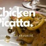 Ostego Chicken Picatta