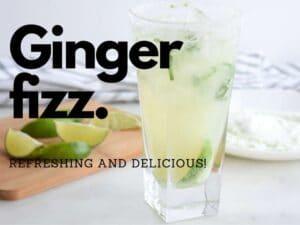 Ostego Ginger Fizz
