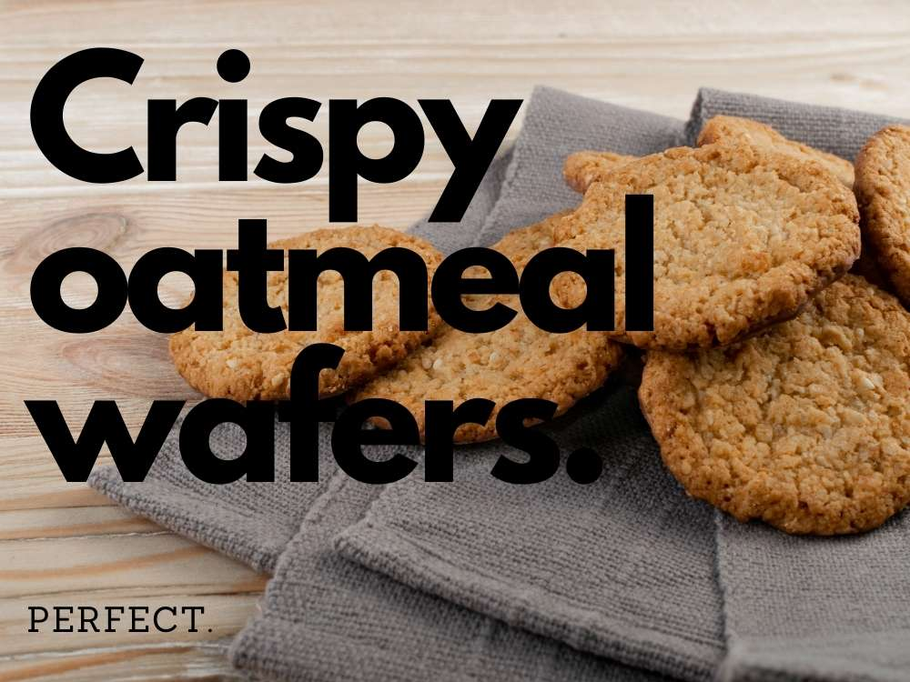 Ostego Oatmeal Wafers