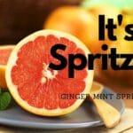 Ostego Grapefruit Spritz