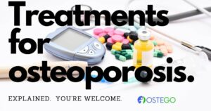 field of osteoporosis treatment