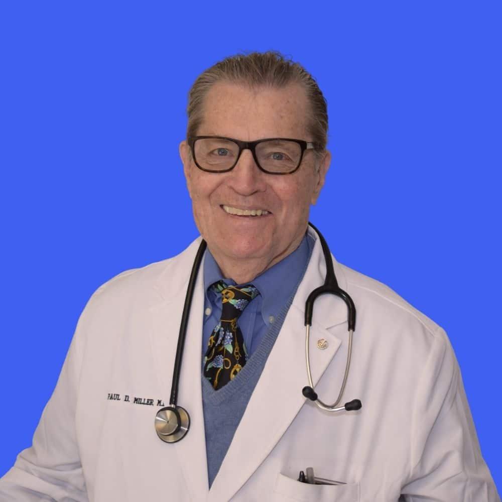 Dr Paul Miller MD Colorado Bone Center