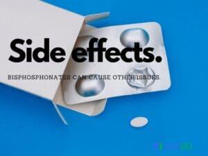 side effects of bisphosphonates